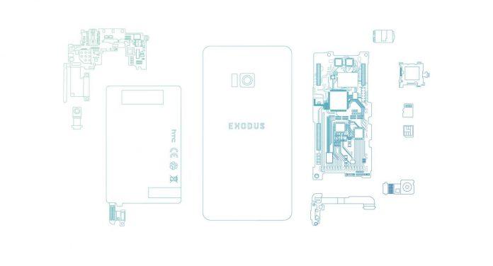 HTC Exodus - detalii oficiale despre primul smartphone blockchain