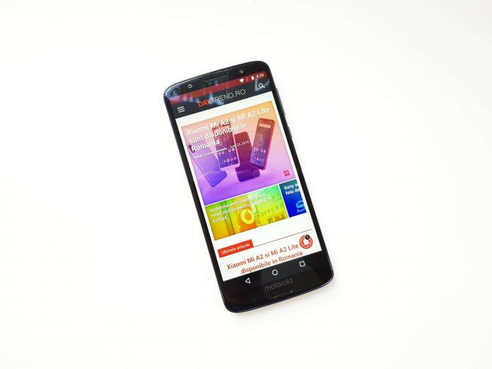 Motorola Moto G6 Plus Review Romana si Pareri