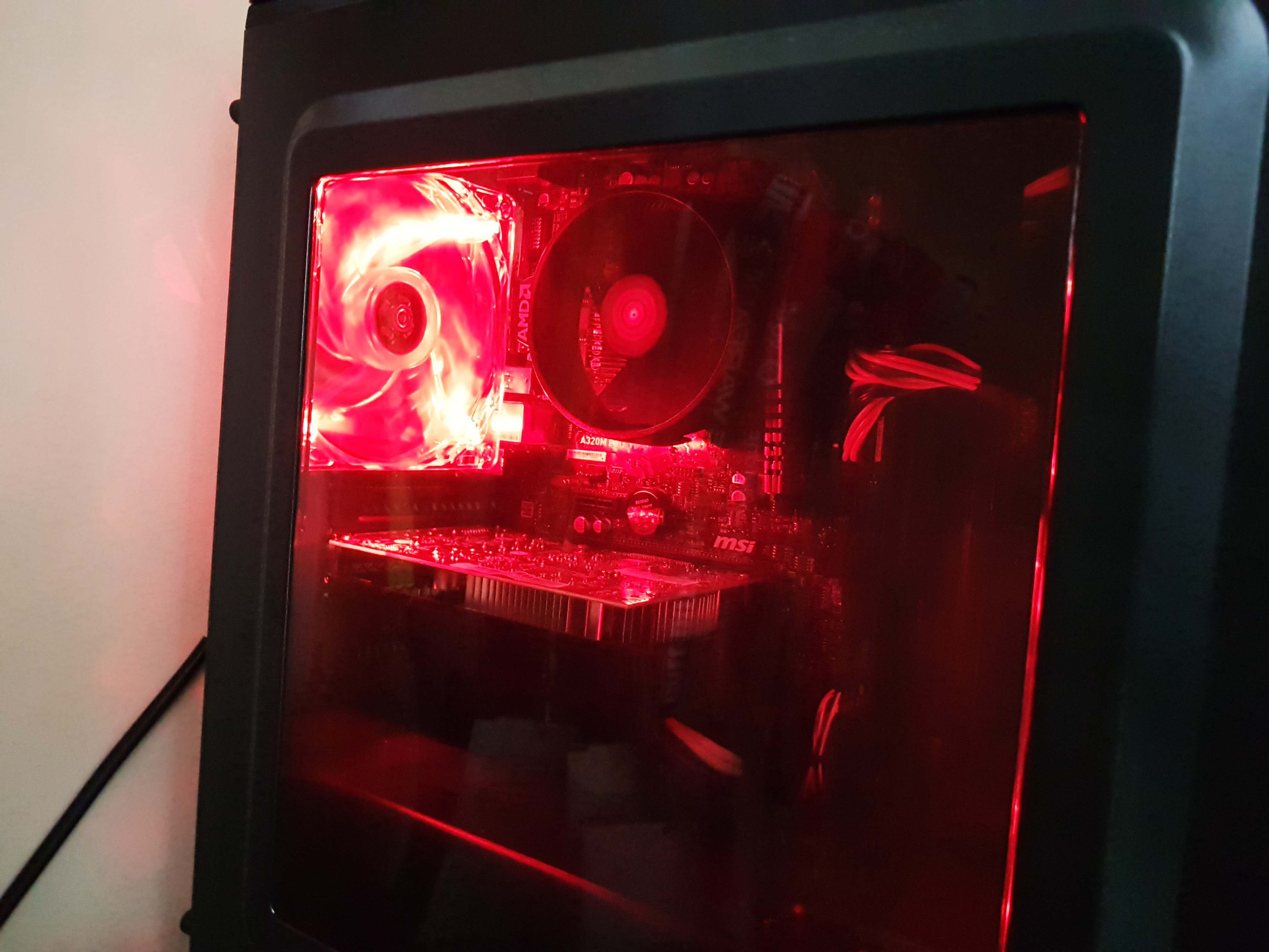 Sistem Gaming Ranger v6 by PC Garage Review Romana si Pareri - Foto 7