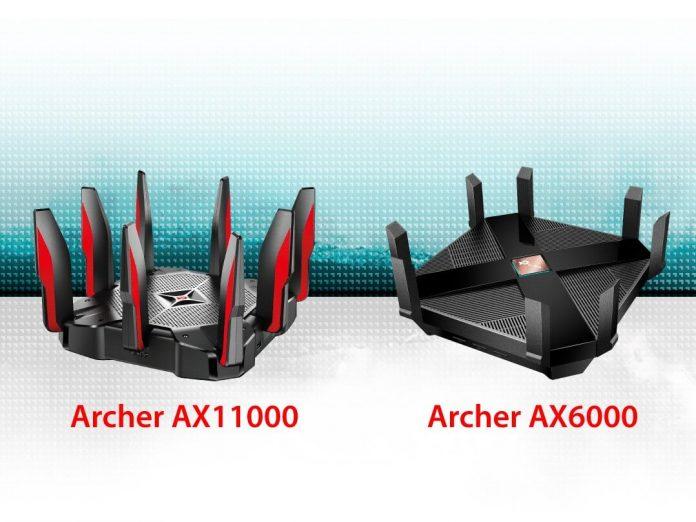 TP-Link lanseaza routerele Archer AX6000 si Archer AX11000
