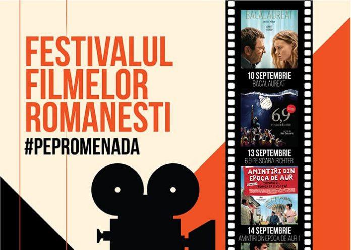 Festivalul filmelor romanesti