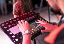 Primul concert digital din România susținut cu tabletele Huawei MediaPad M5!