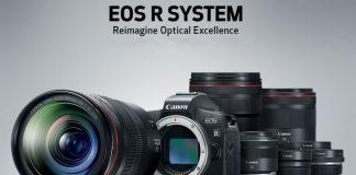 Canon EOS R Pret Romania F64 si Disponibilitate