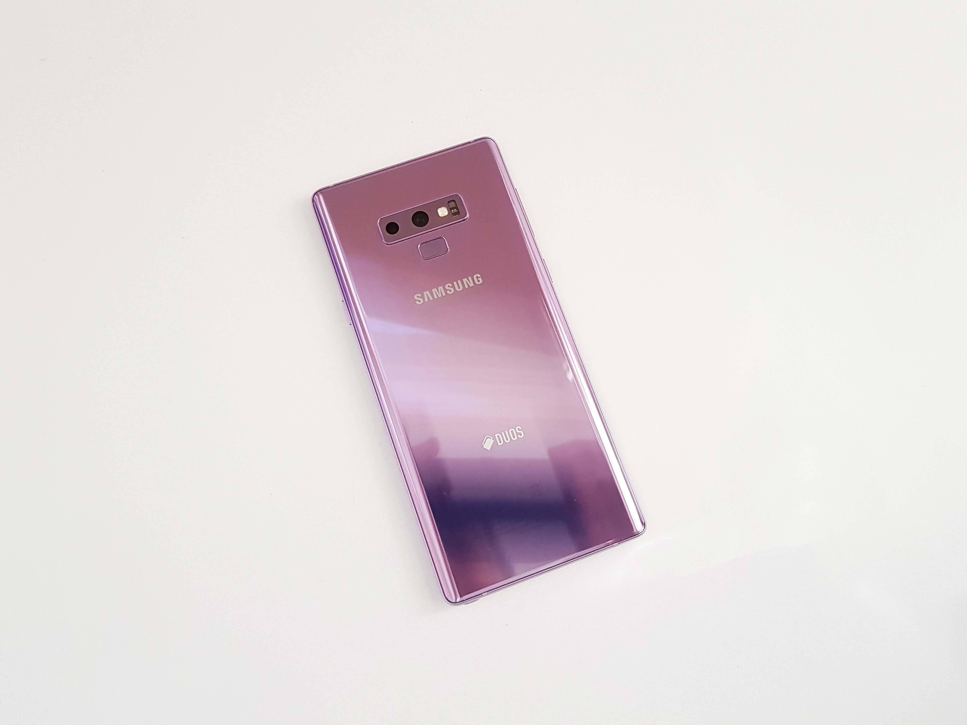 Samsung Galaxy Note9 Review Romana si Pareri - Foto 3