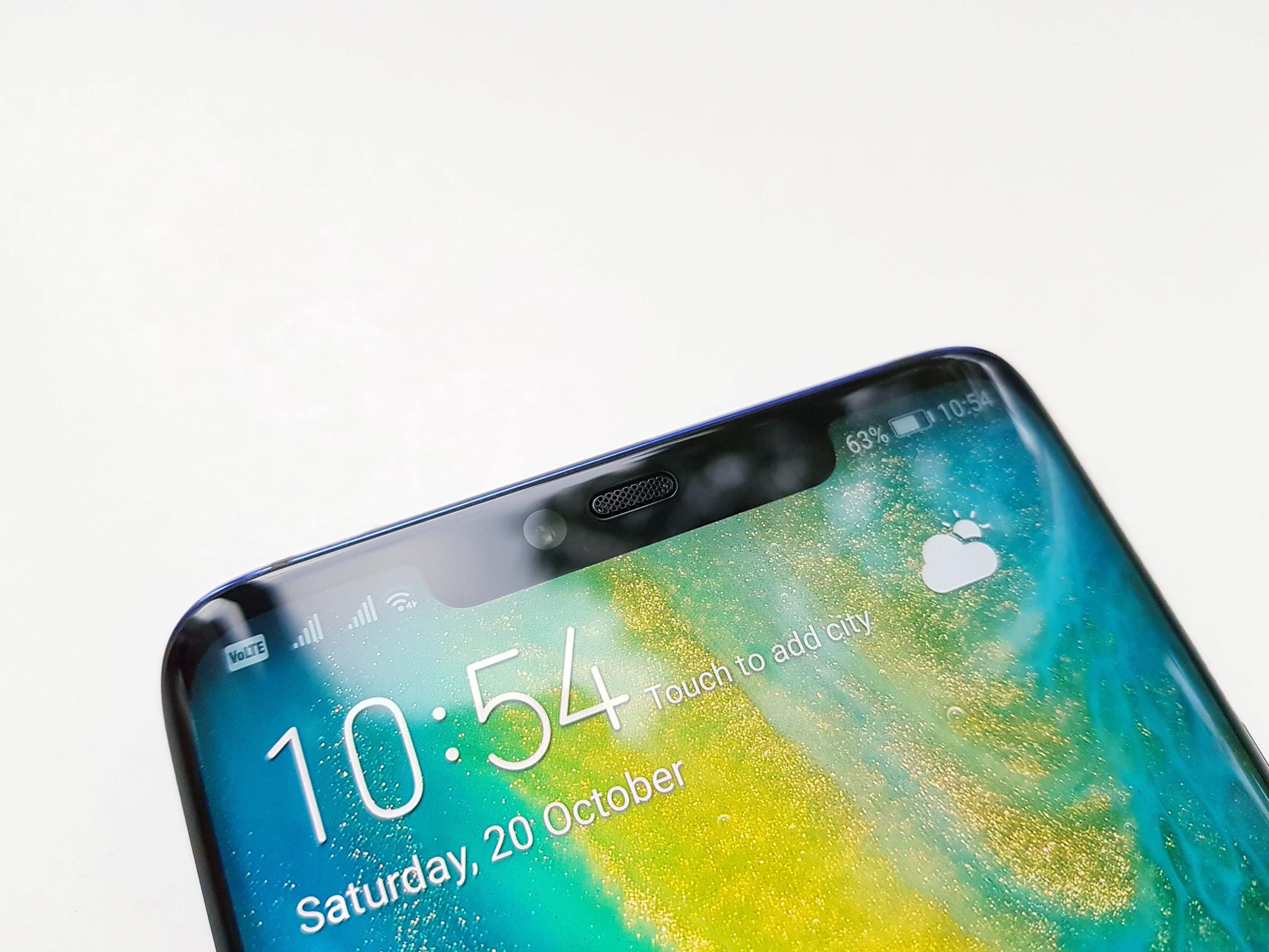 Huawei Mate 20 Pro Review Romana si Pareri - Foto 3