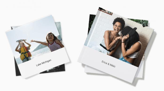 Google Photos Book (Albume Foto Google)