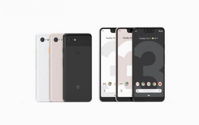 Google Pixel 3 si Pixel 3 XL