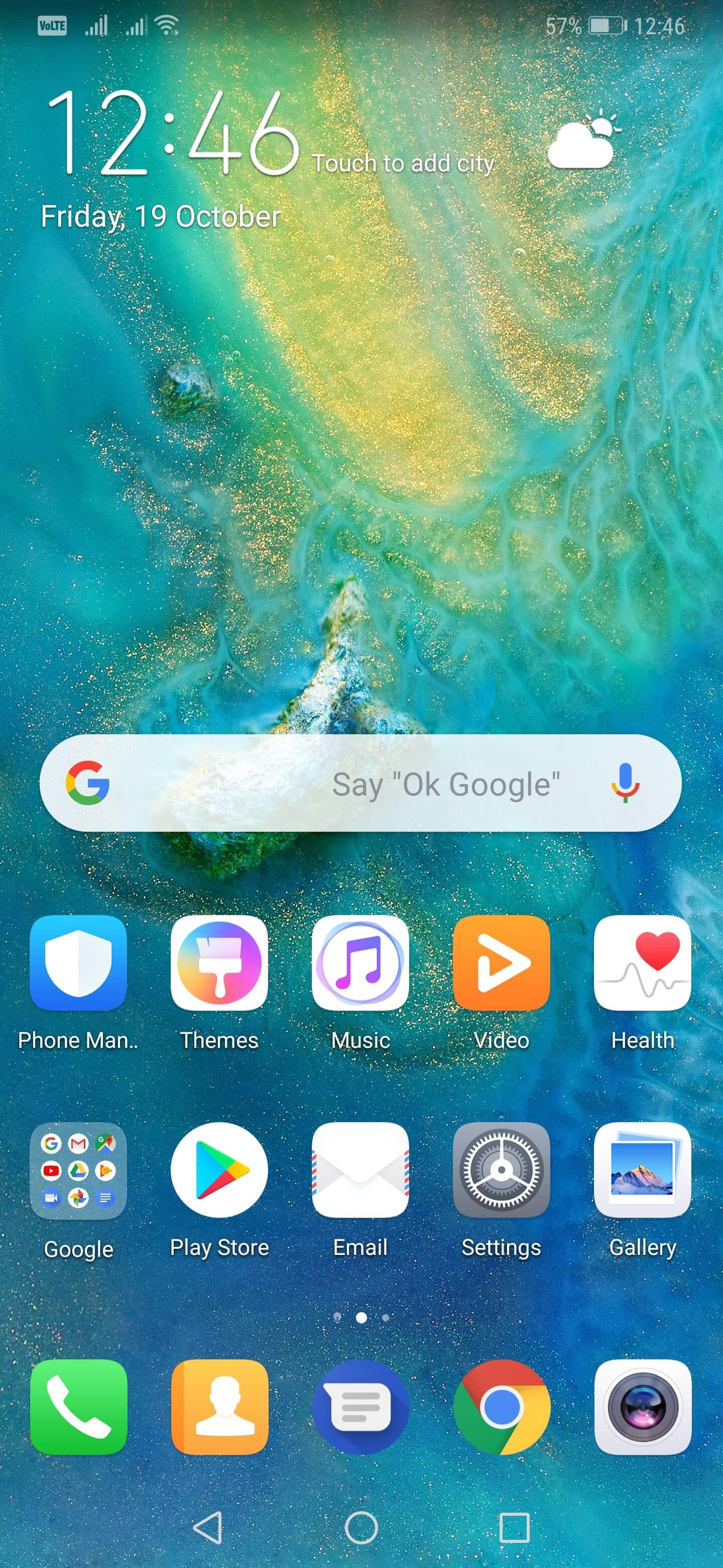 Huawei Mate 20 Pro Screen 1