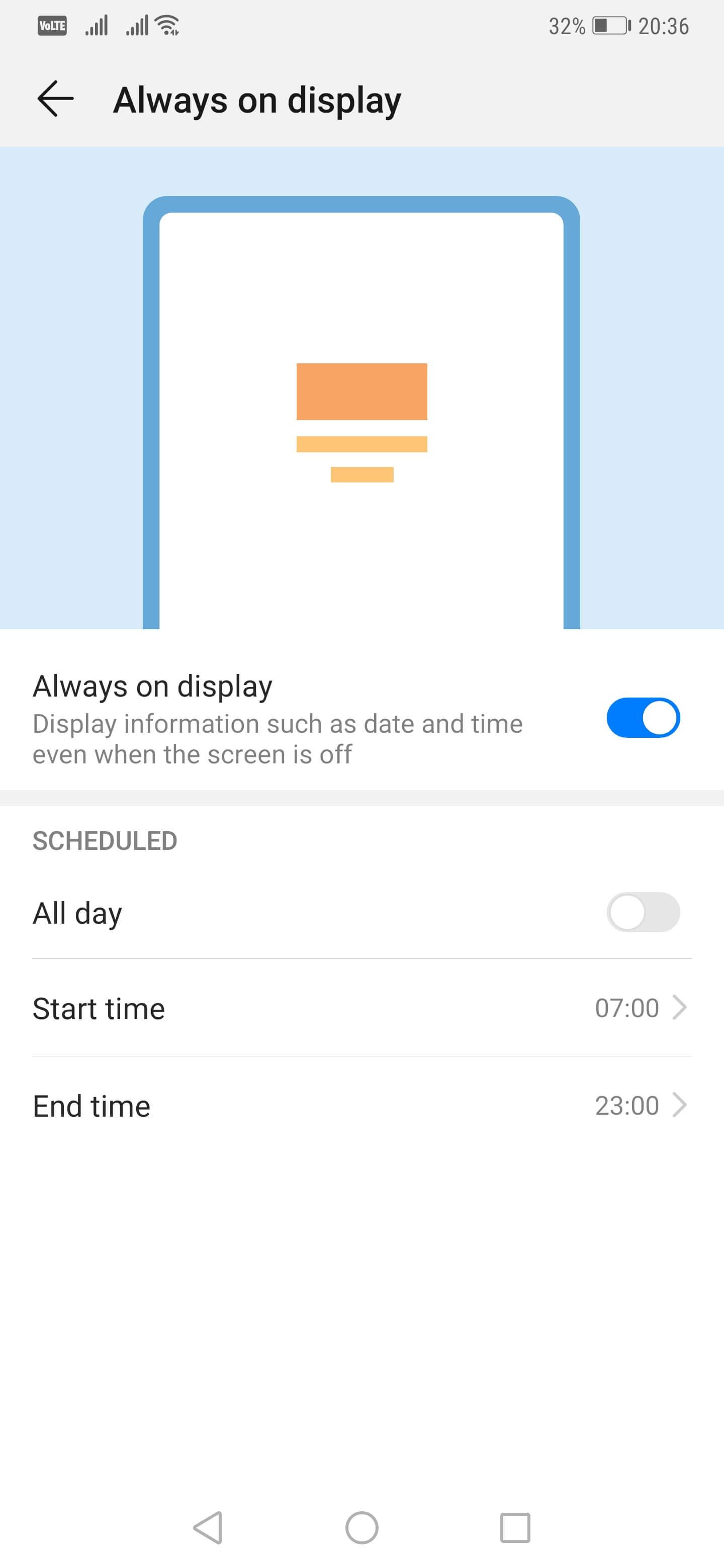 Huawei Mate 20 Pro Screen 2
