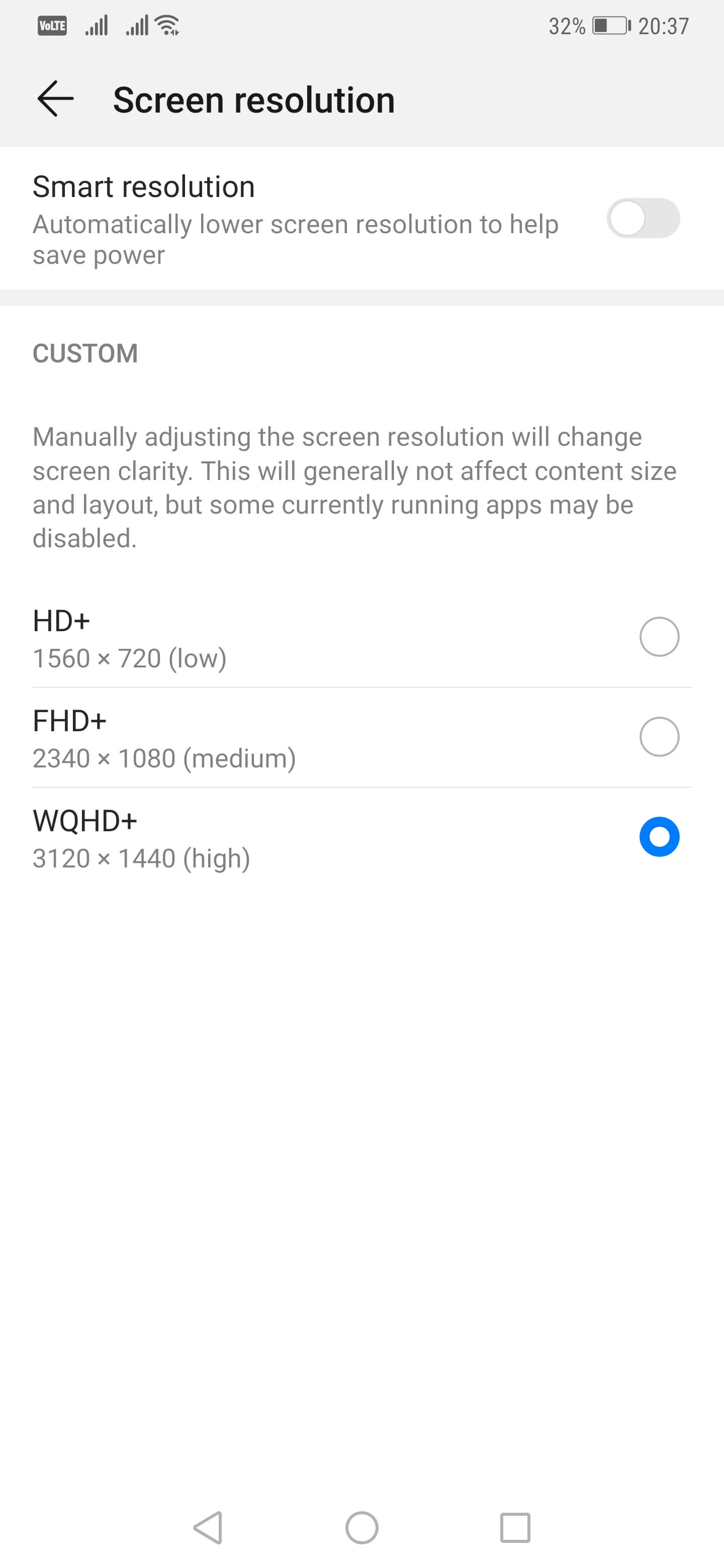 Huawei Mate 20 Pro Screen 5
