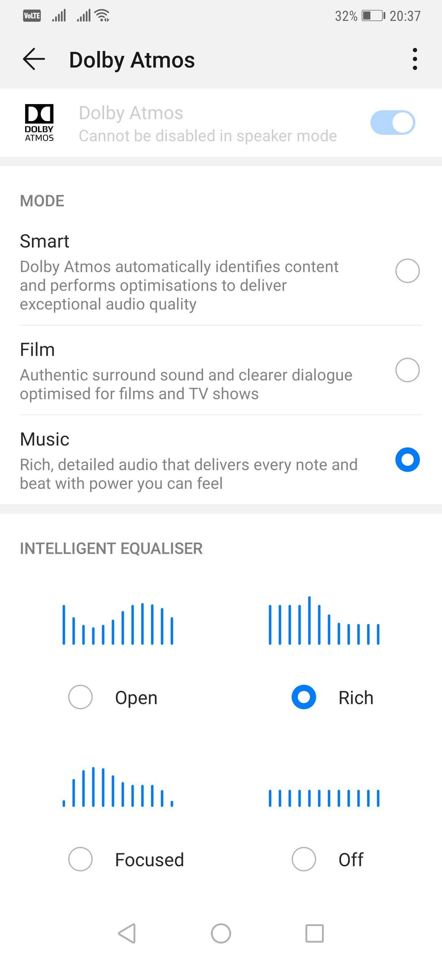 Huawei Mate 20 Pro Screen 4