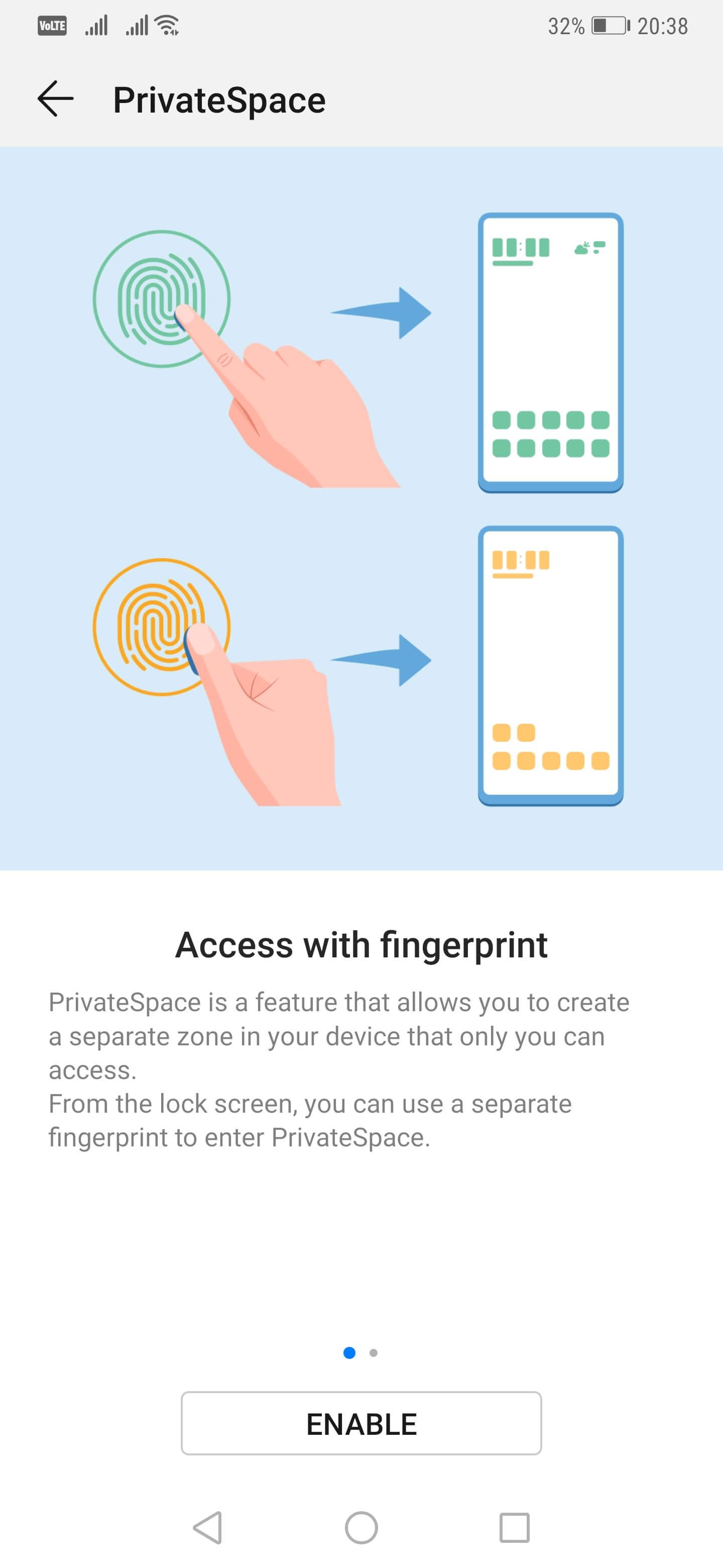 Huawei Mate 20 Pro Screen 3