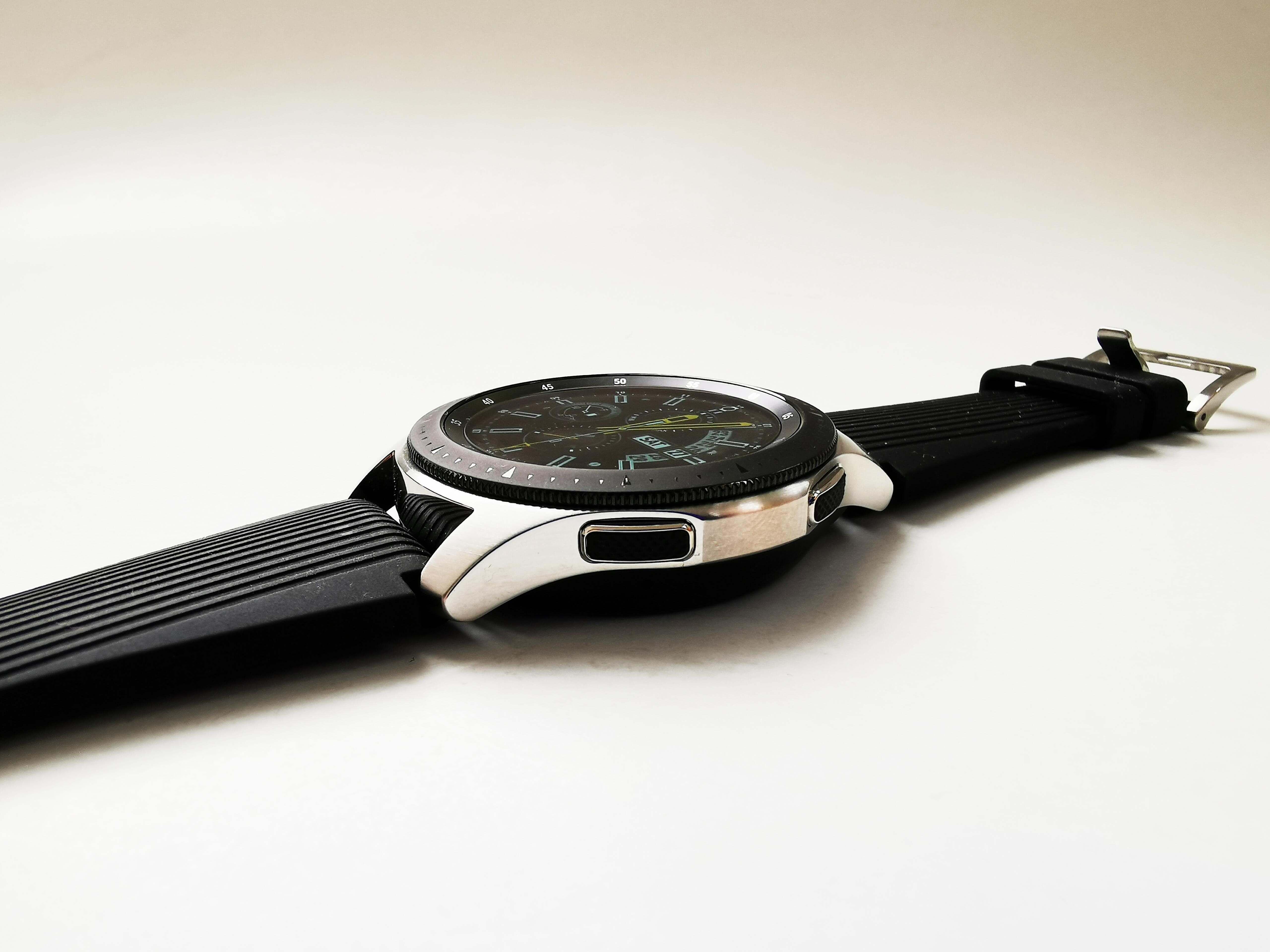 Samsung Galaxy Watch Review Romana si Pareri - Foto 2