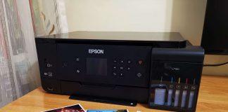 Imprimanta Epson Ecotank L7160 Review Romana si Pareri
