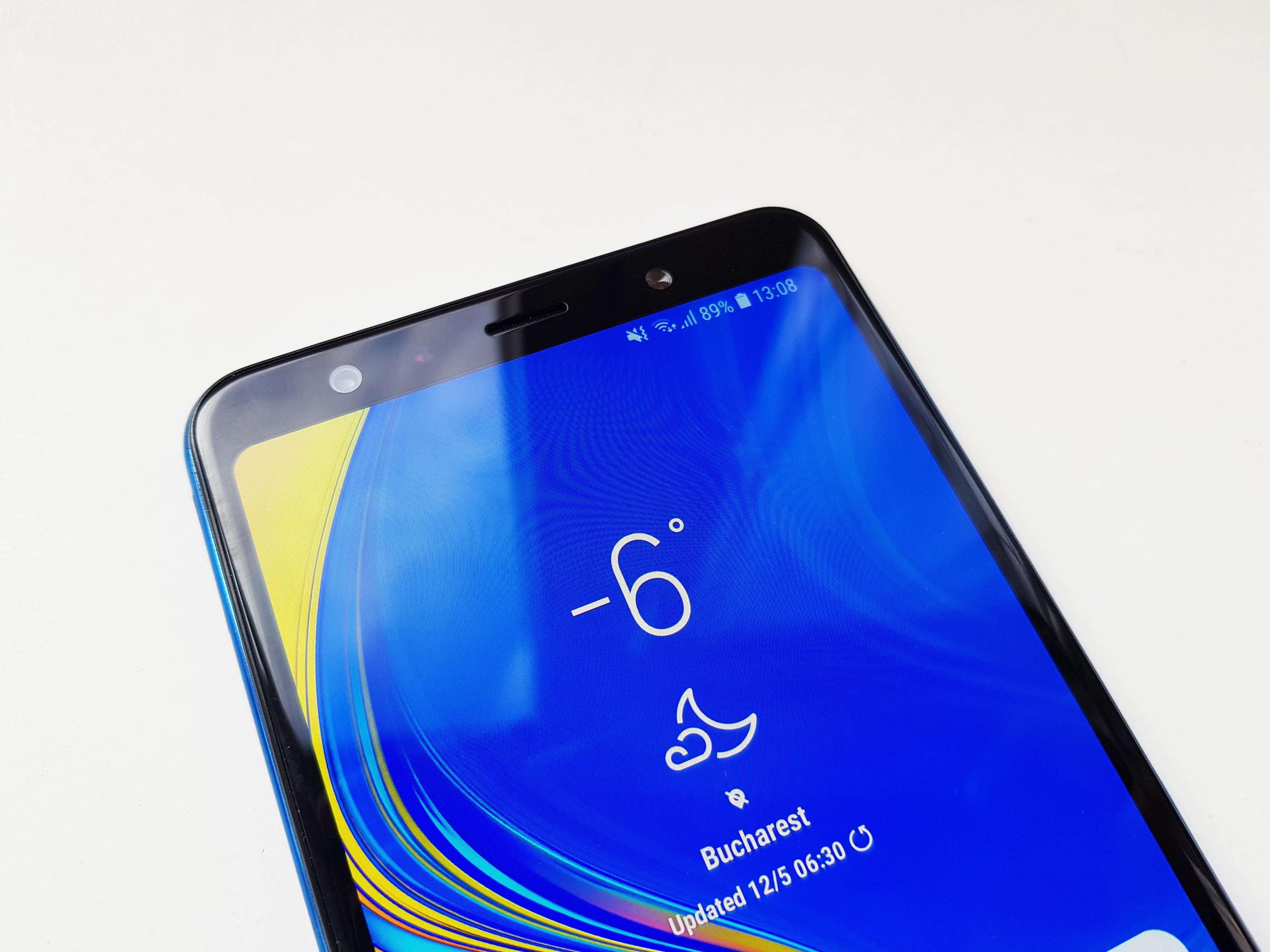 Samsung Galaxy A7 Review Romana si Pareri Foto 7