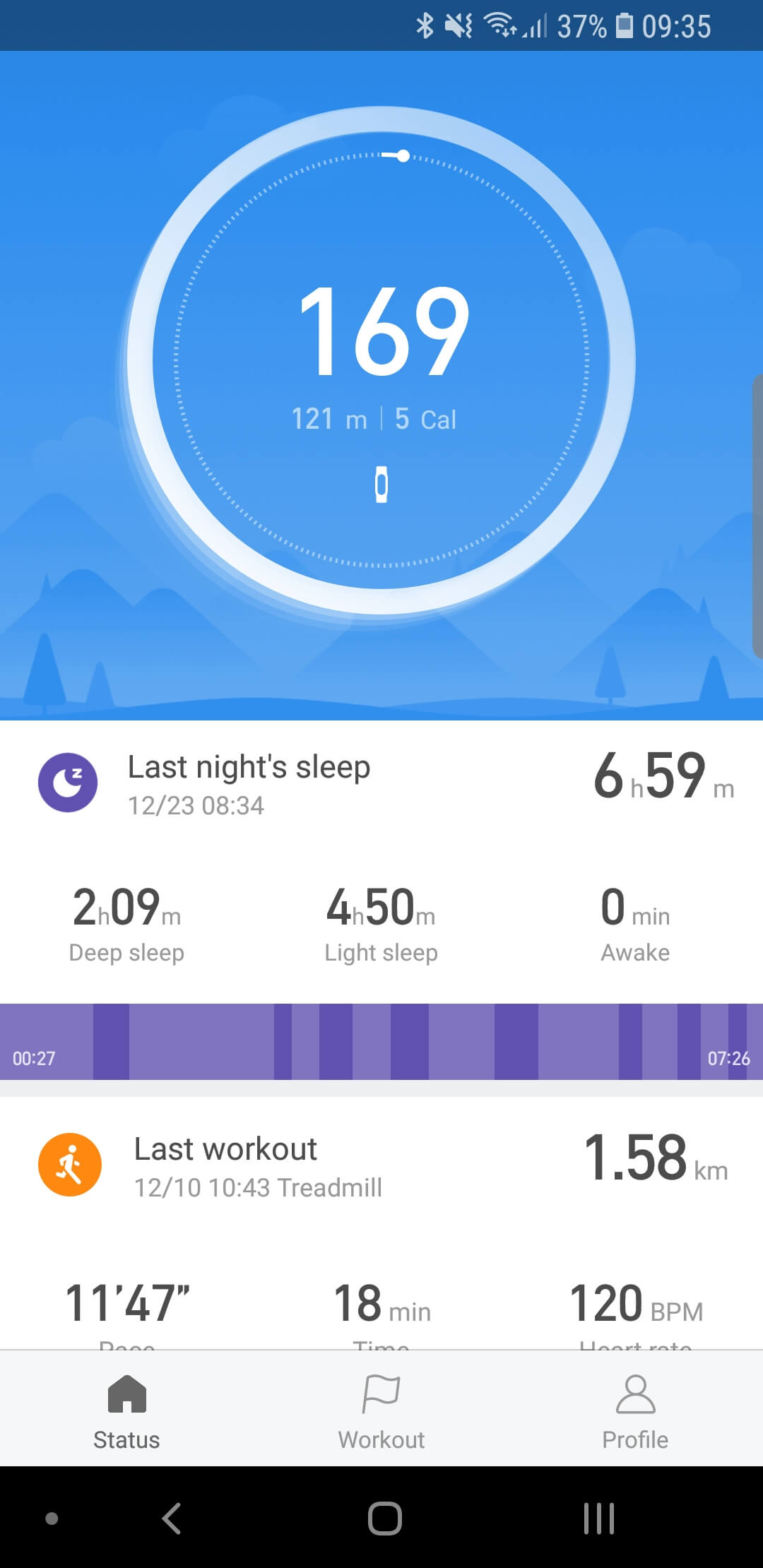 Xiaomi Mi Band 3 Review Romana si Pareri - Screen 2