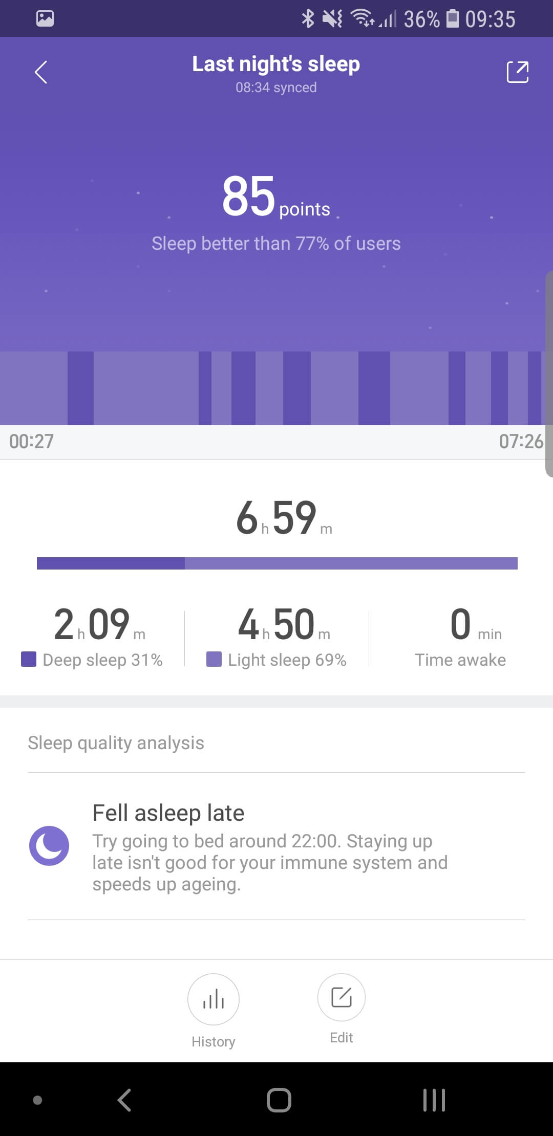 Xiaomi Mi Band 3 Review Romana si Pareri - Screen 4