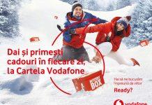 Cum pot utilizatorii cartelei Vodafone Romania sa castige o masina, bani si telefoane