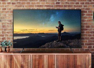 Samsung 40NU7122 - Televizor LED Smart 4K UHD sub 1.500 LEI