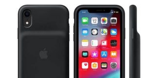 iPhone Xs, Xs Max, Xr Smart Battery Case