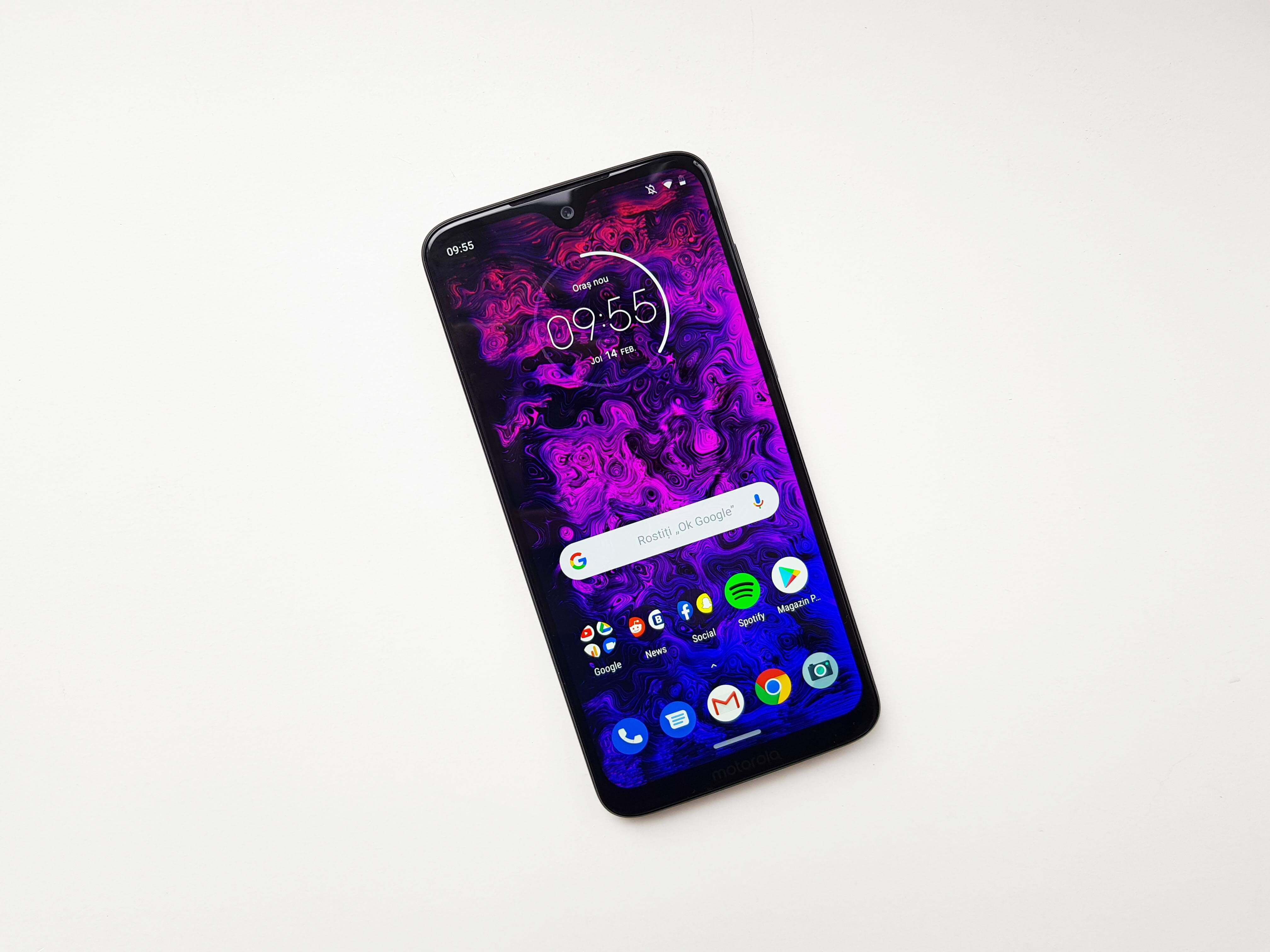 Motorola Moto G7 Plus Review Romana si Pareri - Foto 9