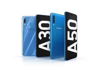 Samsung Galaxy A30 si Galaxy A50