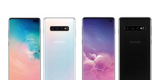 Samsung Galaxy S10 si Galaxy S10 Plus