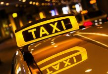 Taxi Uber Taxify