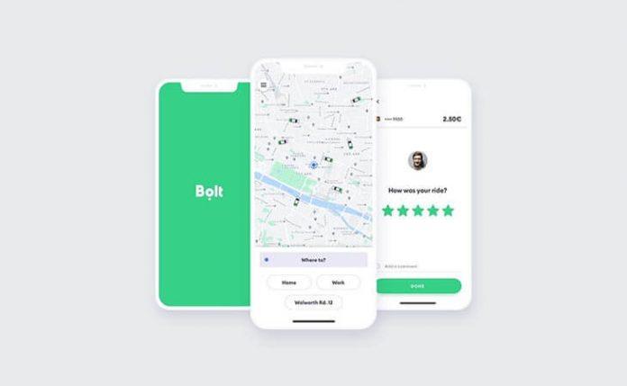 Bolt - Taxify