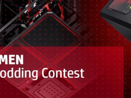 HP Omen Modding contest