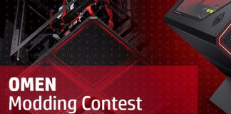 HP Omen Modding contest