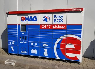 eMAG EasyBOX Fashion Days