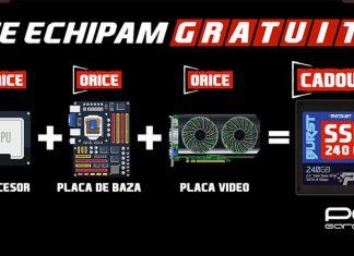PC Garage lanseaza campania Te echipam gratuit Afla cum poti primi GRATUIT un SSD
