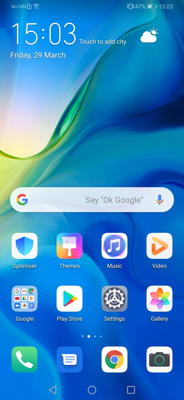 Huawei P30 Pro Review Romana - screenshot 5