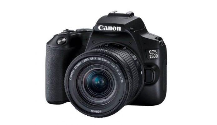 Canon EOS 250D Pret Romania si Disponibilitate