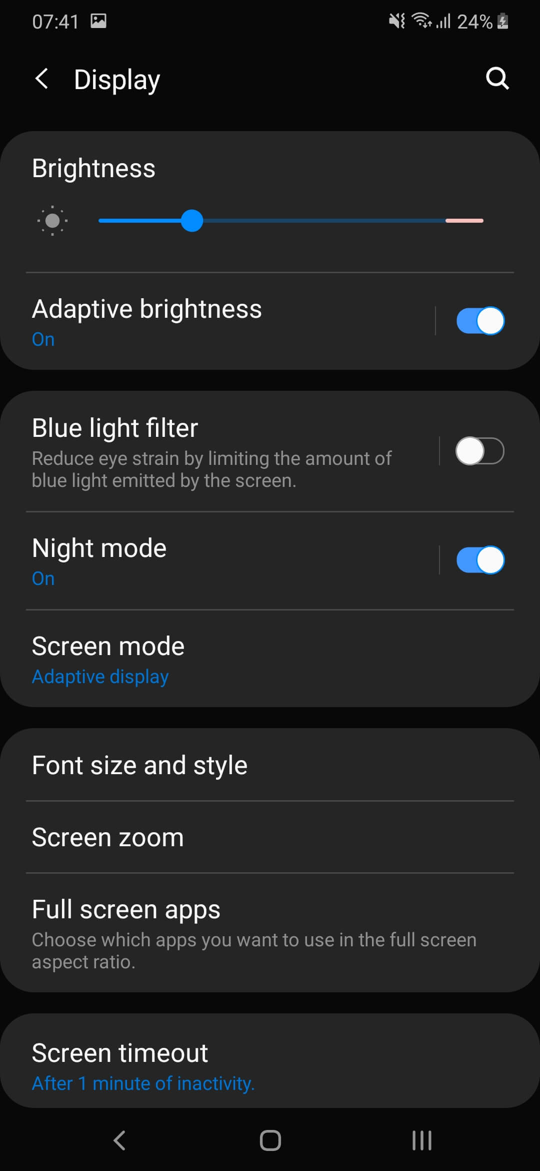Samsung Galaxy A50 Review Romana si Pareri - Screenshot 4