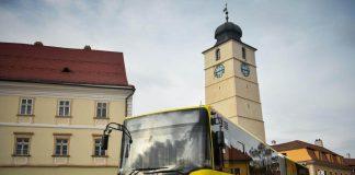 Wi-Fi gratuit în peste 100 de autobuze oferit de Continental Sibiu
