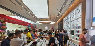 Huawei Experience Store Romania