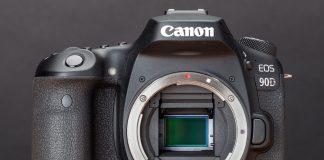 Canon EOS 90D Pret Romania si Disponibilitate