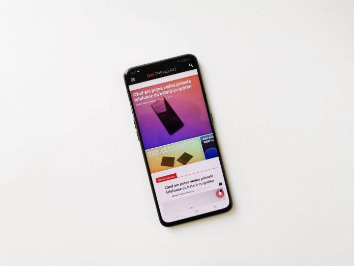 Samsung Galaxy A80 Review Romana si Pareri