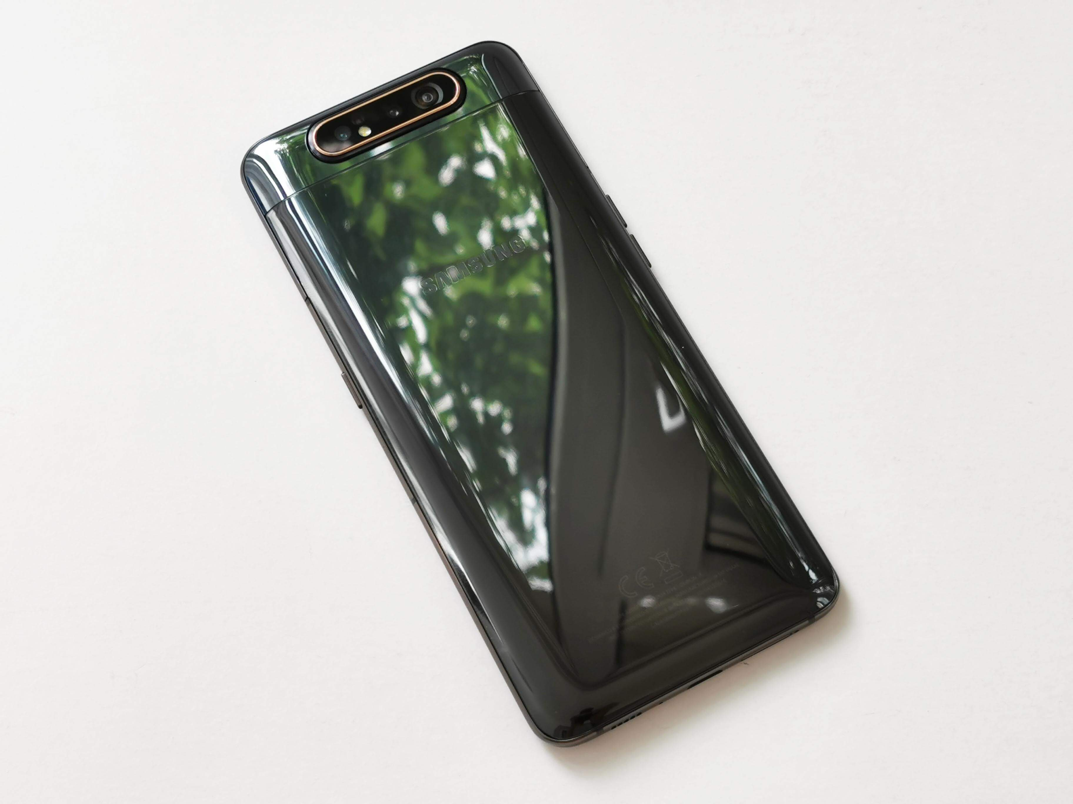 Samsung Galaxy A80 Review Romana si Pareri - Foto 8