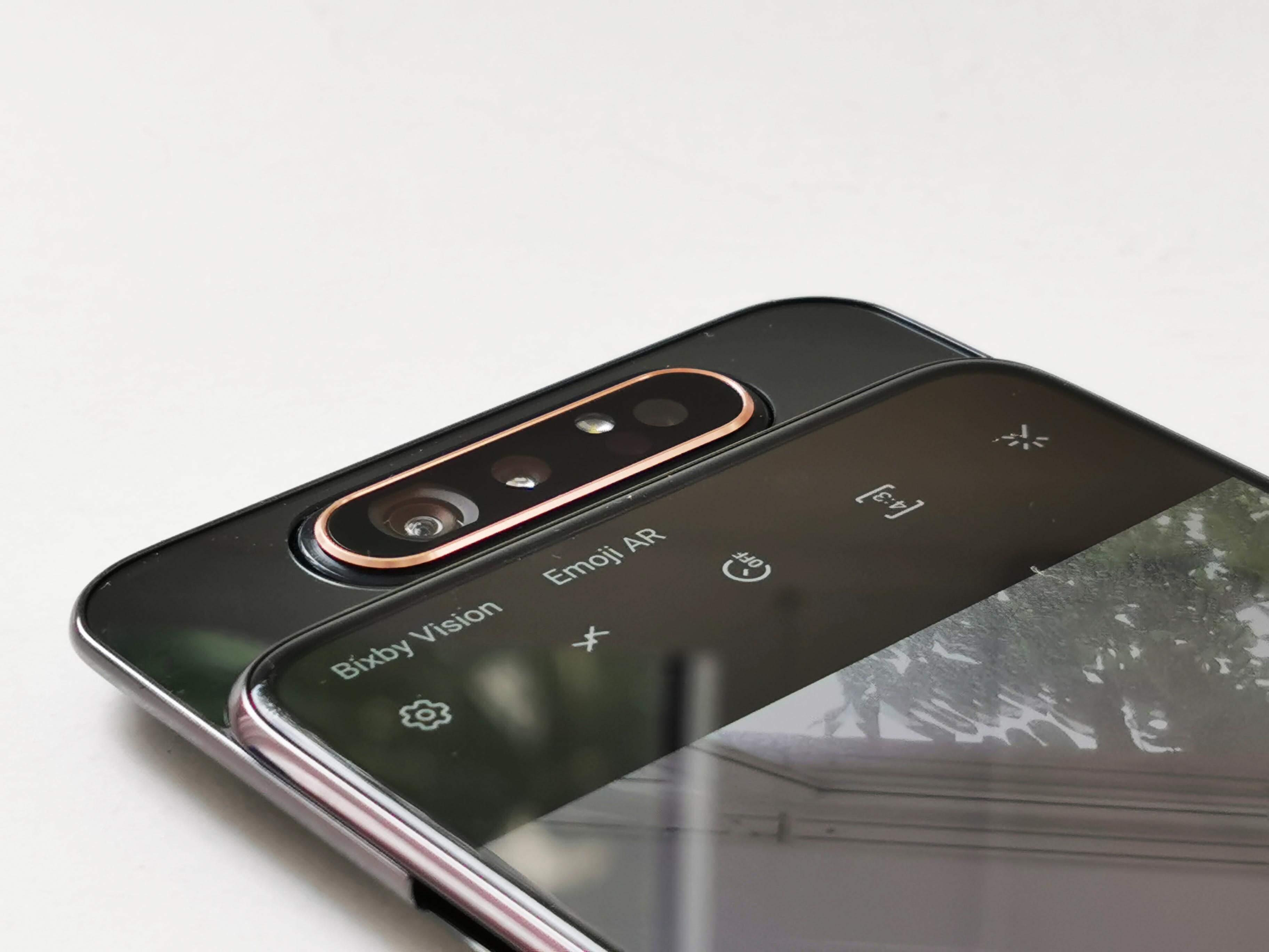 Samsung Galaxy A80 Review Romana si Pareri - Foto 10