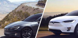 Tesla Model X si Model S sunt disponibile in Romania