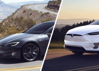 Tesla Model X si Model S sunt disponibile in Romania