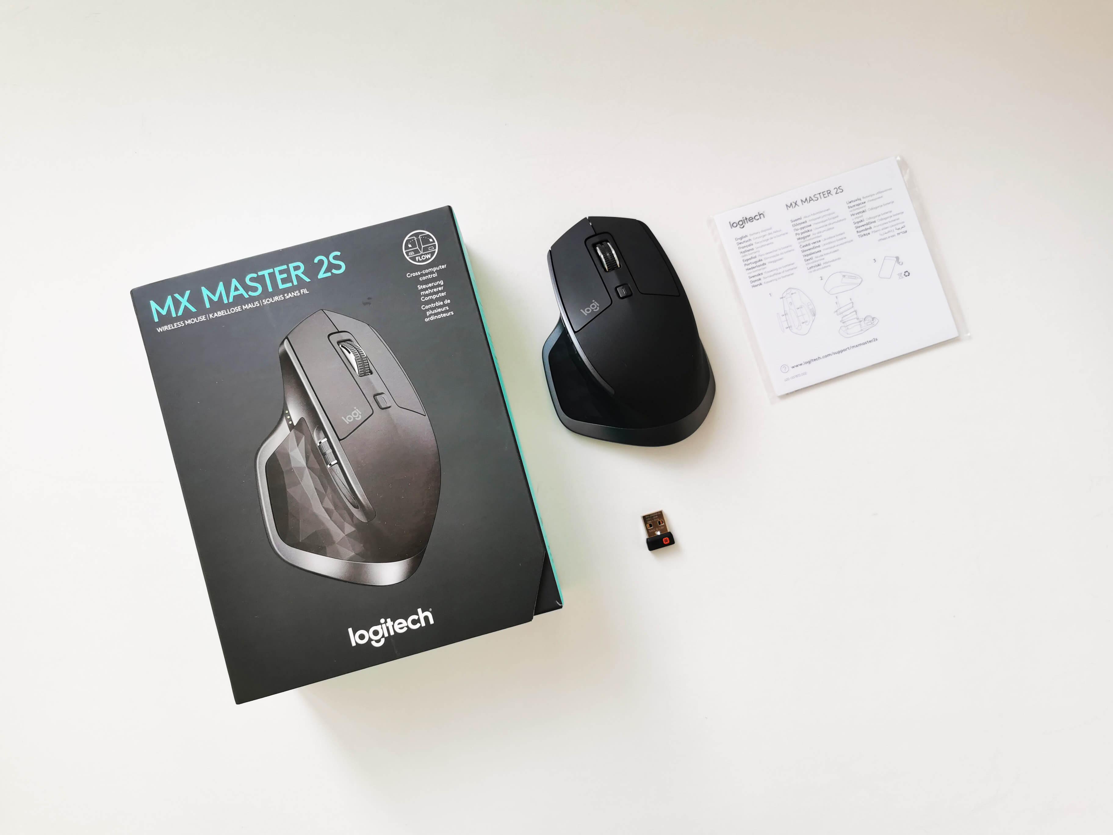 Logitech MX Master 2S Review Romana si Pareri - Foto 1