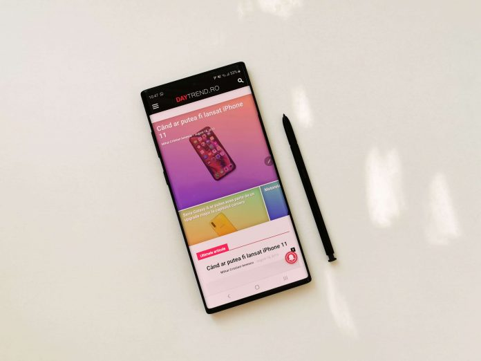 Samsung Galaxy Note10 Plus Review Romana si Pareri