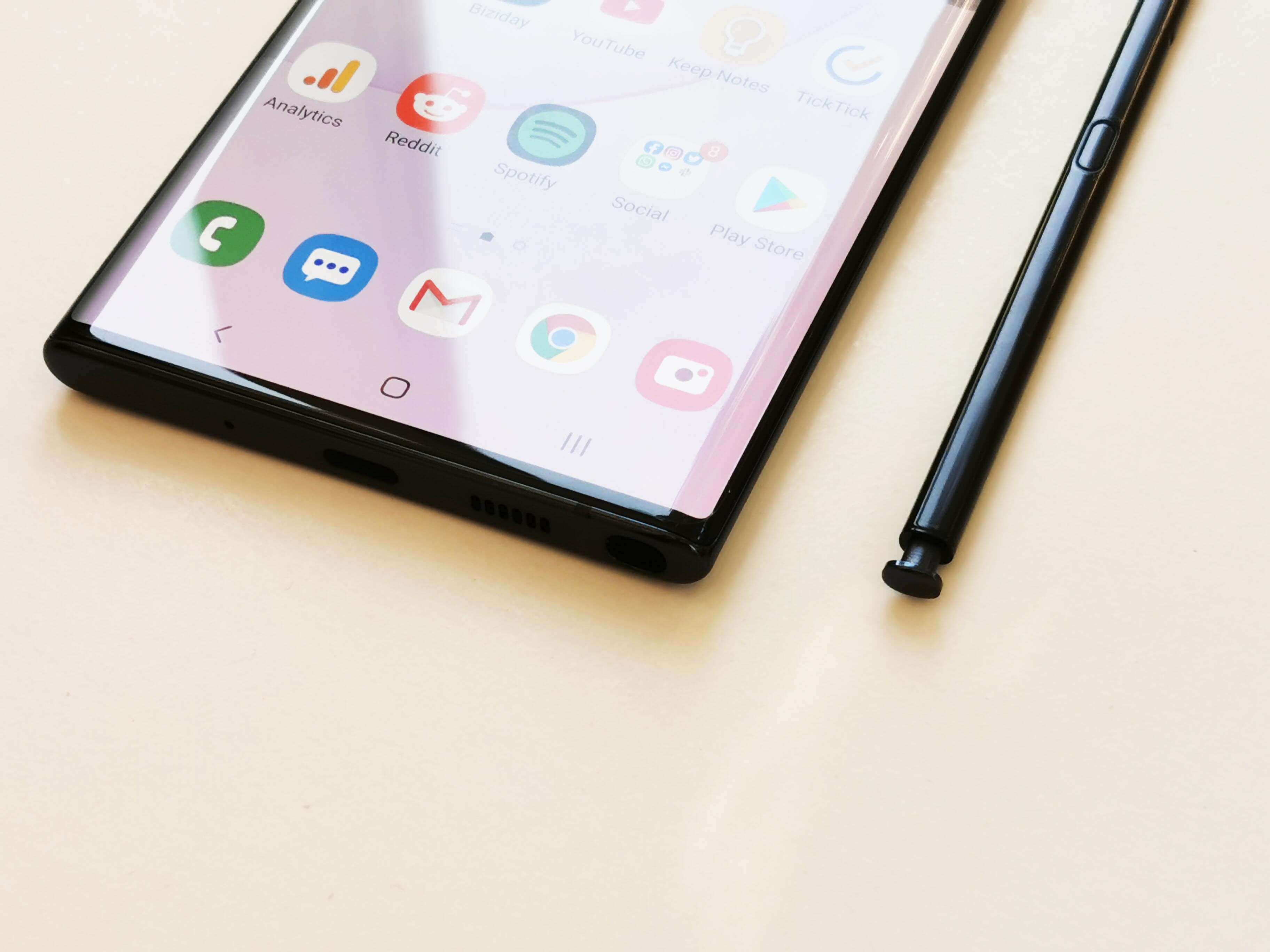 Samsung Galaxy Note10 Plus Review Romana si Pareri - 6