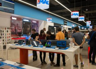 eMAG Apple Shop Romania Baneasa