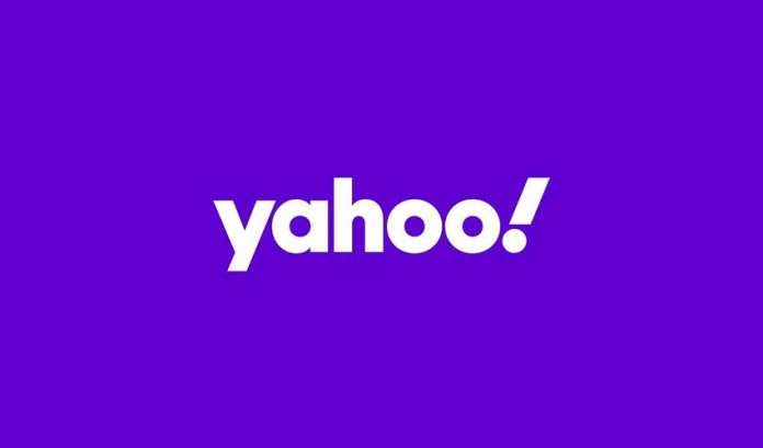 Yahoo logo nou