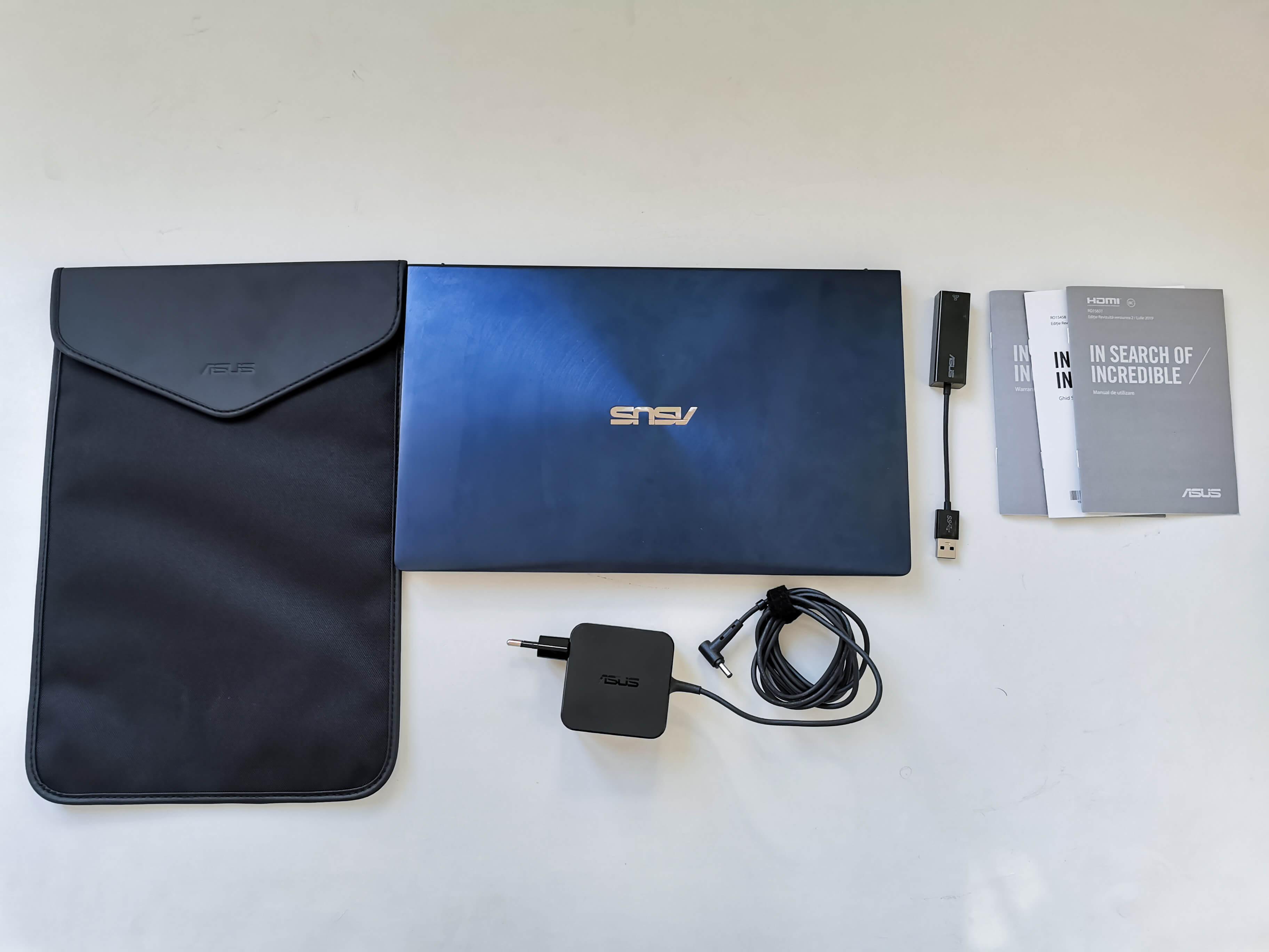 ASUS Zenbook 14 UX434FL Review Romana si Pareri - Foto 7
